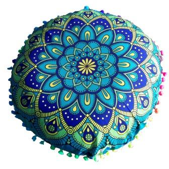 Mandala Meditationskissen